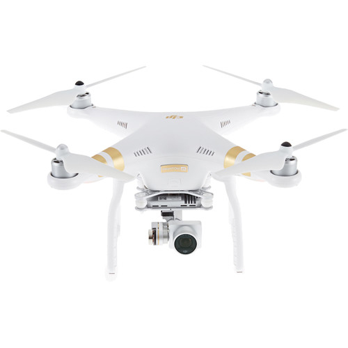 DJI Phantom 3 4K Quadcopter (Excludes Remote Controller and Battery Charger)