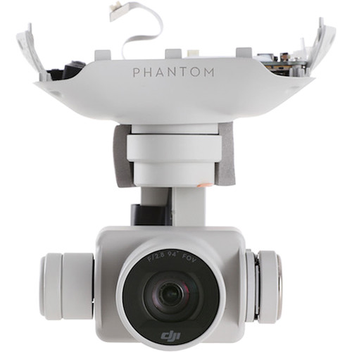 DJI Replacement Gimbal & Camera for Phantom 4 Quadcopter