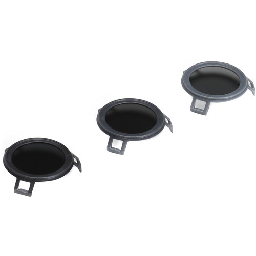 DJI ND Filters Set for Mavic Pro Quadcopter (3-Pack)