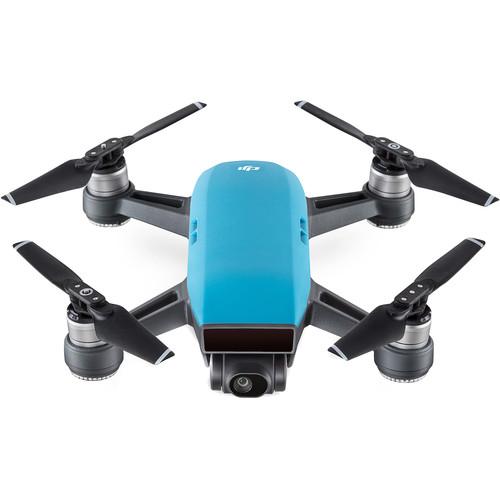 DJI Spark Quadcopter (Sky Blue)