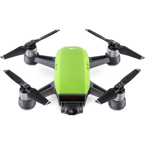 DJI Spark Quadcopter (Meadow Green) + $50 GC