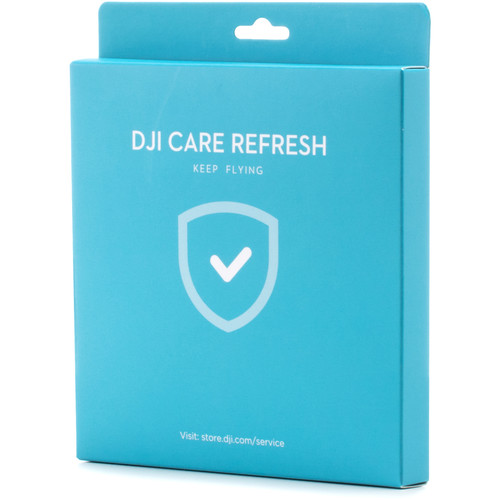 DJI Warranty Care Refresh Card for Mavic