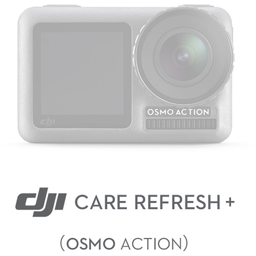 DJI Care Refresh+ for Osmo Action Camera (Electronic Download)