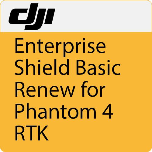 DJI Enterprise Shield Basic Renew for Phantom 4 RTK