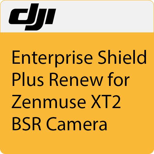 DJI Enterprise Shield Plus Renew for Zenmuse XT2 BSR Camera