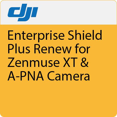 DJI Enterprise Shield Plus Renew for Zenmuse XT A‑PNA Camera
