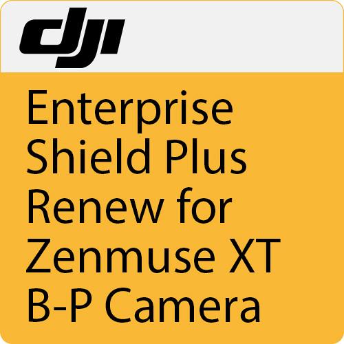 DJI Enterprise Shield Plus Renew for Zenmuse XT B-P Camera