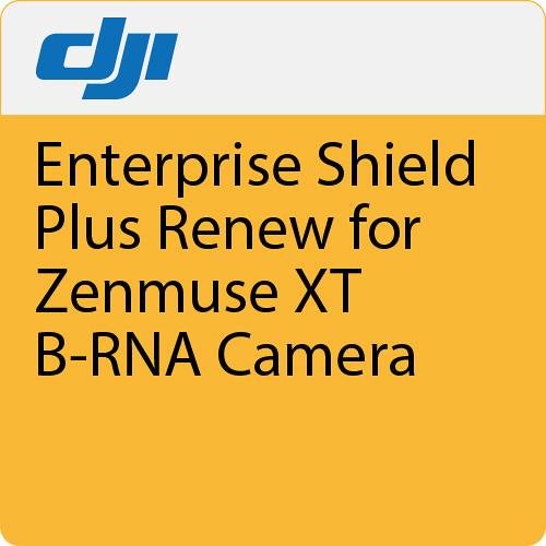DJI Enterprise Shield Plus Renew for Zenmuse XT B‑RNA Camera