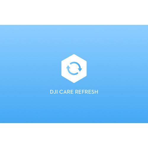DJI Care Refresh for Inspire 2 (1 Year, Digital Code)