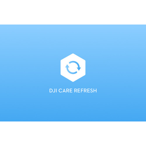 DJI Care Refresh for Zenmuse X4S (1-Year)
