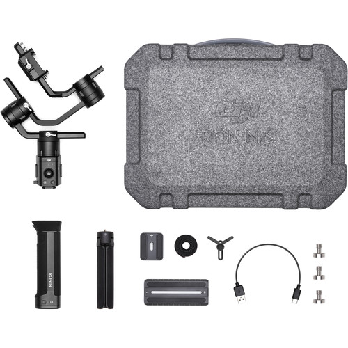 DJI - Ronin-S Essentials Kit - CP.RN.00000033.02