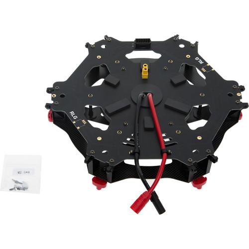 DJI Center Frame for S900 (Part 13)