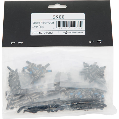 DJI Premium Screw Pack for S900 (Part 28)