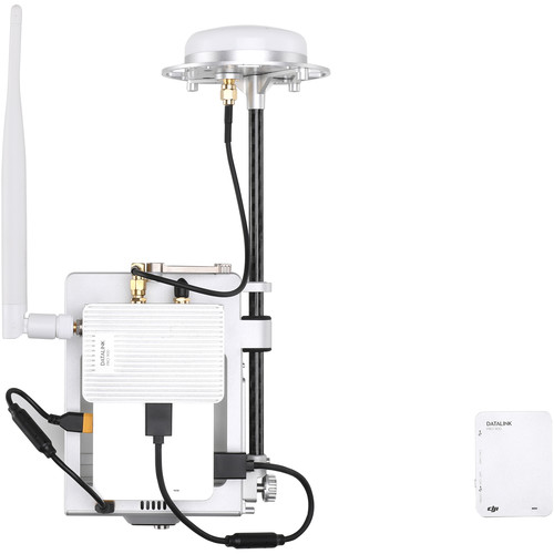 DJI D-RTK GNSS with DATALINK PRO 900 (GPS + BDS)