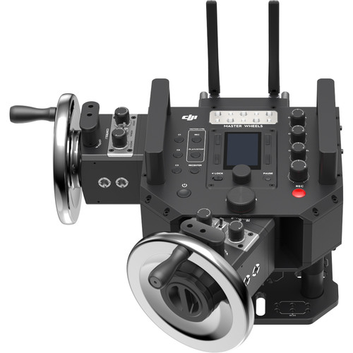 DJI Master Wheels 2-Axis
