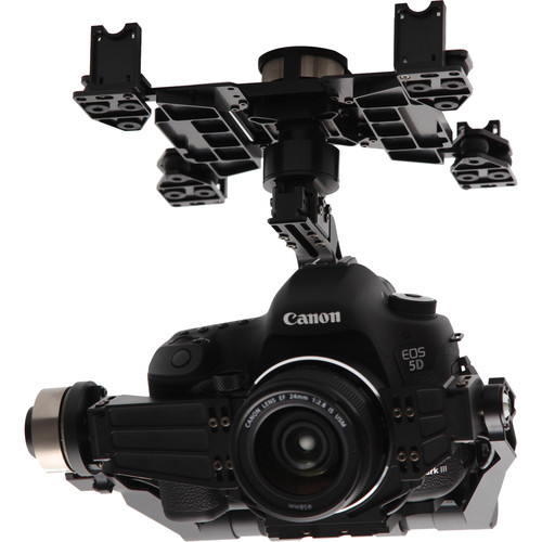 DJI Zenmuse Z15-5D 3-Axis Gimbal for Canon 5DIII
