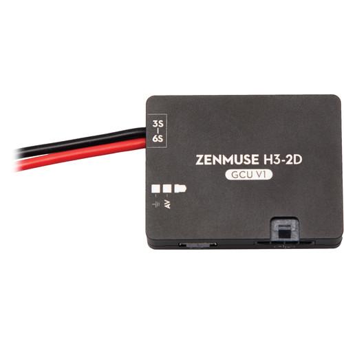 DJI GCU for Zenmuse H3-2D Gimbal (Part 19)