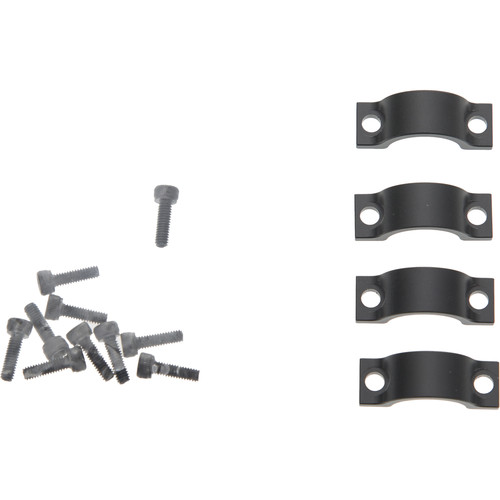 DJI Mounting Clamps for Zenmuse Z15-BMPCC Gimbal (4-Pack)
