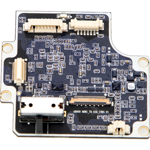 DJI HDMI-HD/AV Module for Zenmuse Z15-GH4 Gimbal