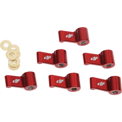 DJI Clamp Knobs for Ronin-M (Part 7, 6-Pack)
