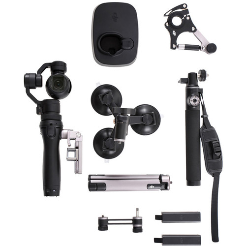 DJI Osmo 4K Camera with Sport Accessory Kit