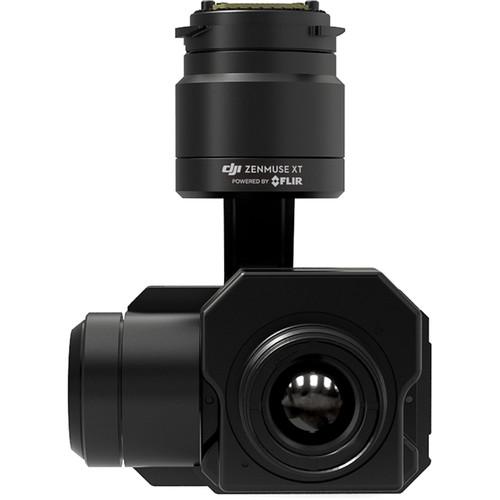 DJI Zenmuse XT Radiometric Temperature Camera (640 x 512, 9 Hz, 9mm)