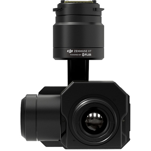 DJI Zenmuse XT Radiometric Temperature Camera (640 x 512, 9 Hz, 9mm)