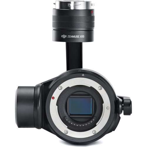 DJI Zenmuse X5S with No Lens