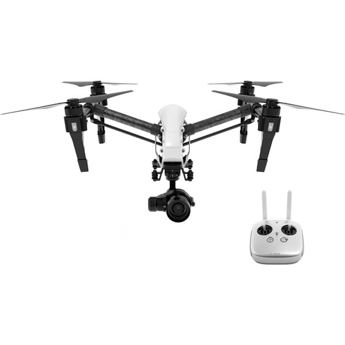 DJI Inspire 1 v2.0 PRO Quadcopter with Zenmuse X5 4K Camera and 3-Axis Gimbal