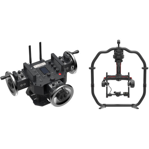 DJI Master Wheels 3-Axis and Ronin 2 Stabilizer Kit