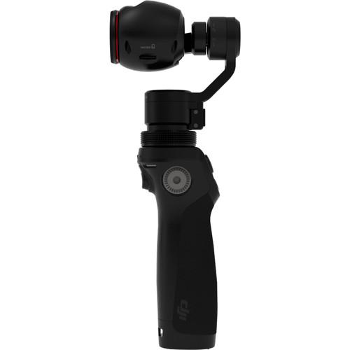 DJI DJI Osmo 4K Camera/Gimbal & Nanuk Case