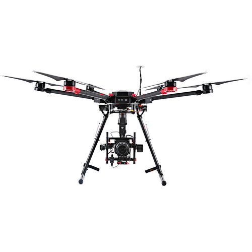 DJI Matrice 600 with Hasselblad A5D-50c Aerial Camera and Ronin-MX Gimbal Bundle