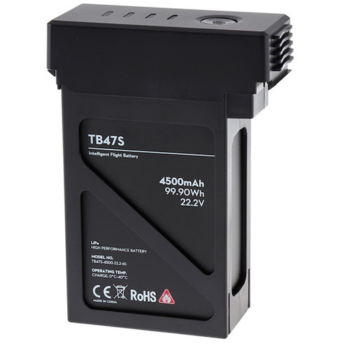 DJI TB47S Flight Battery for Matrice 600 Quadcopter (6-Pack)