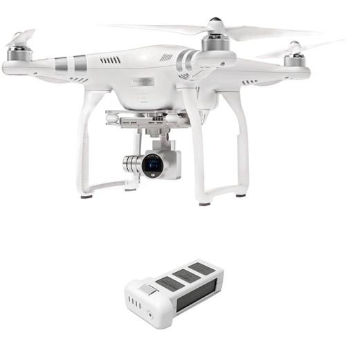 DJI Phantom 3 Advanced with 2.7K Camera and Battery Bundle