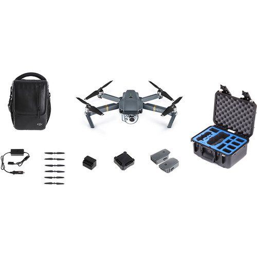 DJI Mavic Pro Fly More Kit with Case