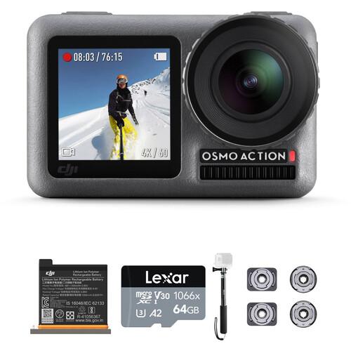 DJI Osmo Action Camera Basic Kit