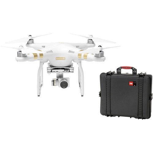DJI Phantom 3 4K Kit with Hard Case