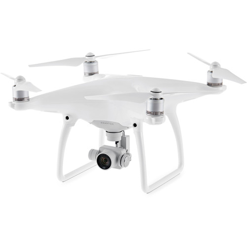 DJI Phantom 4 Quadcopter with Filter Starter Kit