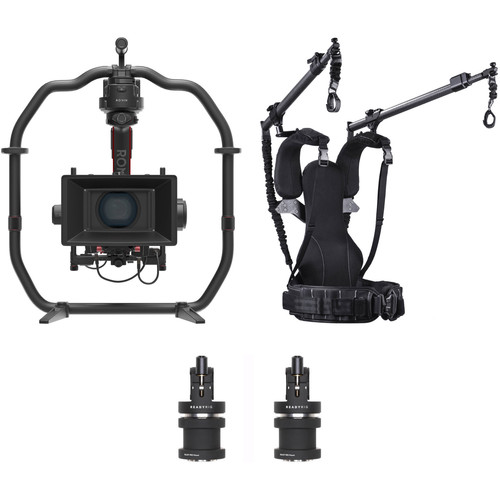 DJI Ronin 2 3-Axis Gimbal Stabilizer Kit with Ready Rig GS and ProArm