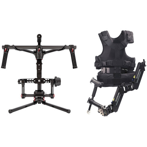 DJI Ronin 3-Axis Gimbal Stabilizer and Steadimate 15 Kit