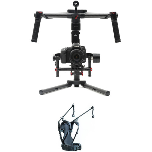 DJI Ronin-M 3-Axis Gimbal Stabilizer Kit with Ready Rig GS