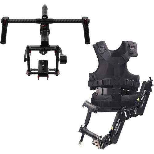 DJI Ronin-MX 3-Axis Gimbal Stabilizer and Steadimate 15 Kit