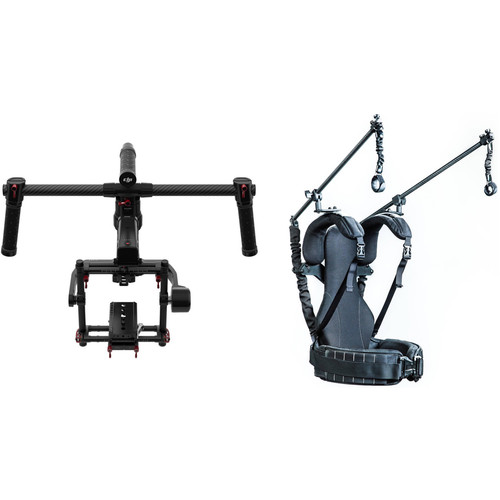 DJI Ronin-MX 3-Axis Gimbal Stabilizer Kit with Ready Rig GS