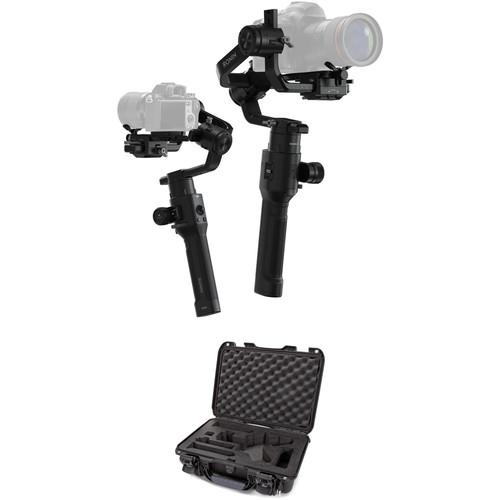 DJI Ronin-S & Nanuk 923 Hard Case Kit