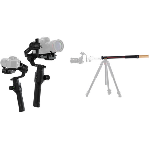 DJI Ronin-S and Moza Slypod Kit