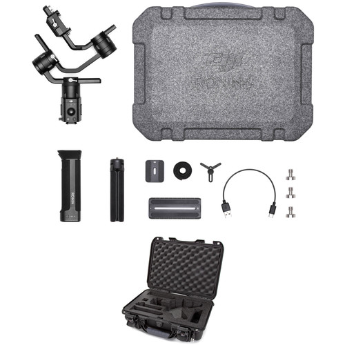 DJI Ronin-S Essentials Kit with Nanuk 923 Hard Case