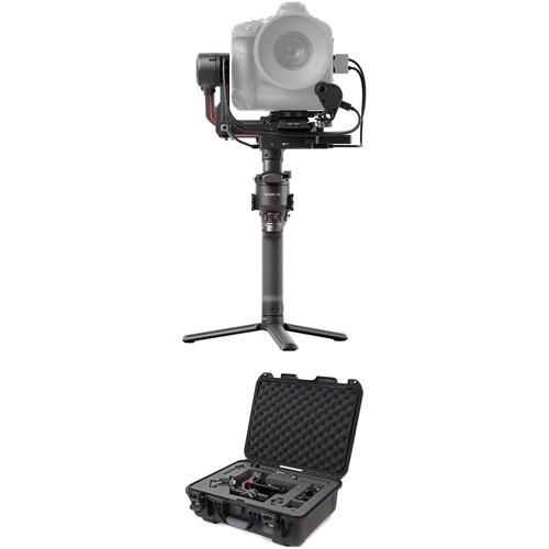 DJI - RS 2 Gimbal Pro Combo & Nanuk 930 Case Kit
