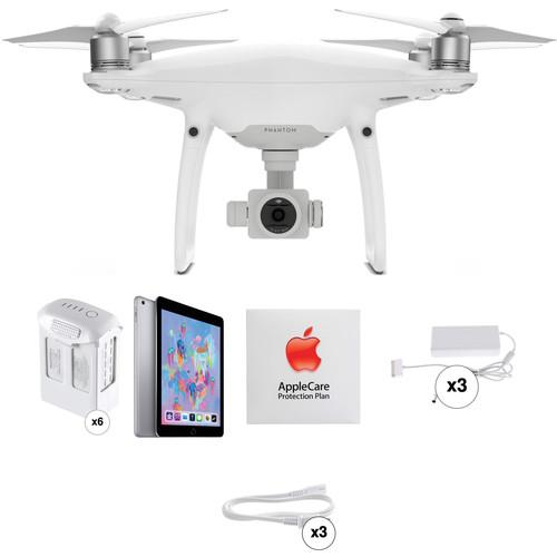 DJI UASA Phantom 4 Pro Bundle with iPad and Powering Solution