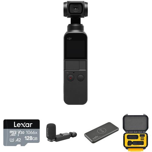 DJI Vlogging/Online Video Kit #2