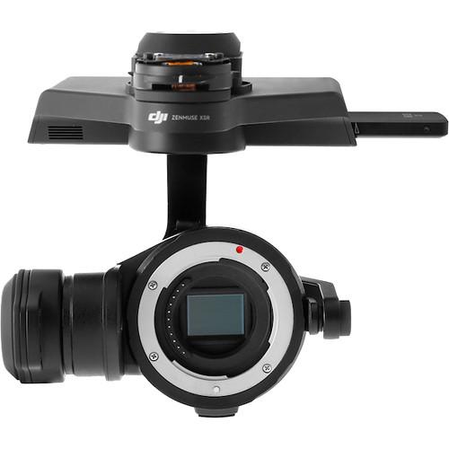 DJI Zenmuse X5R RAW Camera and 3-Axis Gimbal